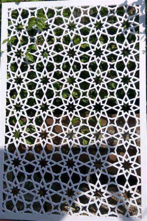 islamic pattern generator partition wall maker cnc cutting cochin ernakulam kerala