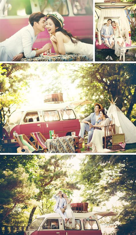 Concept One Wedding by 36 Korean Pre Wedding Photography Concepts