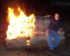 Burning Couches by Wvu Asks Students Not To Burn Couches Collegefootballtalk