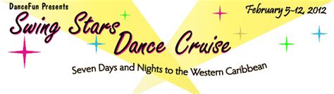 west coast swing cruise dancefun swing dance cruise