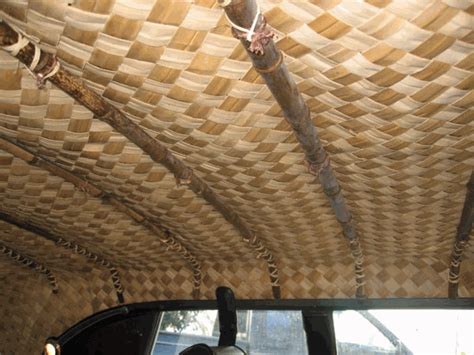 Bamboo Matting For Walls by 4 X 8 Bamboo Weave Matting Tiki Hut Thatch Roof