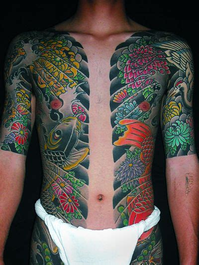 japanese yakuza tattoo best 25 yakuza ideas on irezumi half