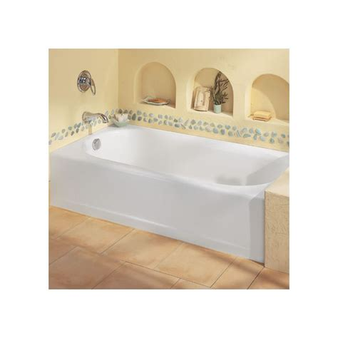 American Standard Princeton Bathtub by Faucet 2392 202 011 In Arctic By American Standard
