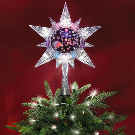 lighted moving tree topper best 28 moving tree topper lighted fiber optic
