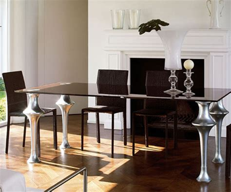 timeless classic kitchen tables and glass dining table from colico design the artu is a