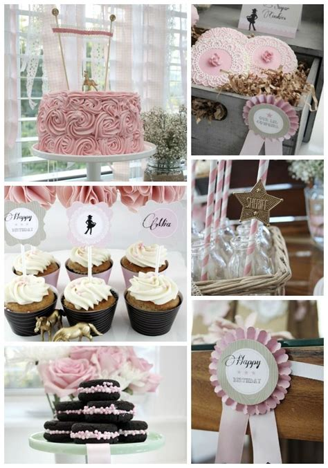 vintage theme decorations here are some vintage birthday ideas great