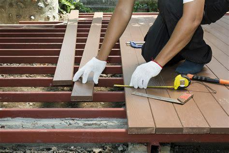 Prix d?une terrasse en bois au m2