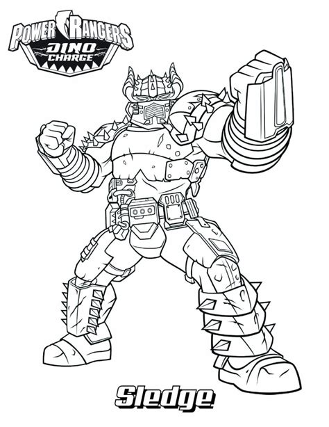 coloring pages of power rangers dino charge get this power ranger dino force coloring pages for kids