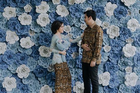 Dekorasi Lamaran Paper Flower Backdrop 10 ide dekorasi untuk acara lamaran tradisional bridestory