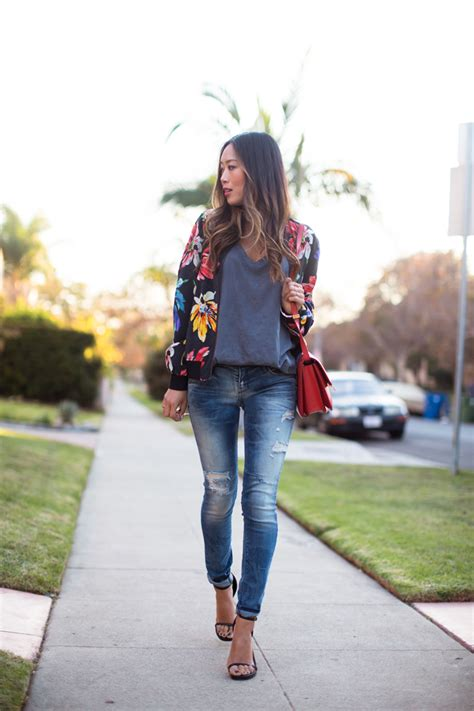 how to wear printed pantstrousers fall2013 pinterest what shoes to wear with skinny jeans 20 ideas stylecaster