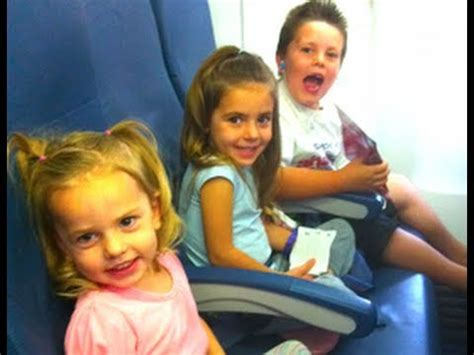 Kid On by On A Plane