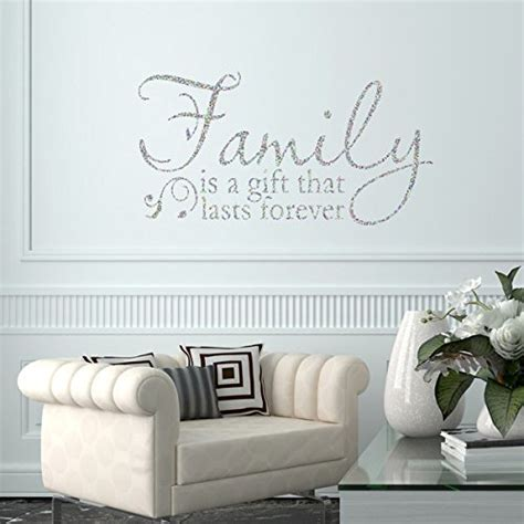 wall quotes living room amazoncouk