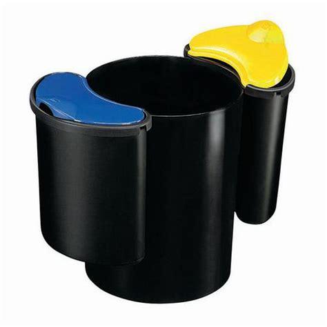 poubelle de bureau poubelle de tri pour bureau 16 l manutan fr