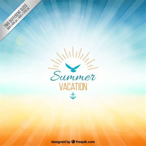 imagenes de vacaciones gratis fondo para las vacaciones de verano descargar vectores