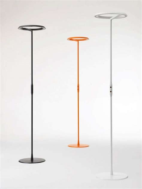 Led Uplighter Floor L Futuristic Circular Ls Led Uplighter By Claesson Koivisto Rune