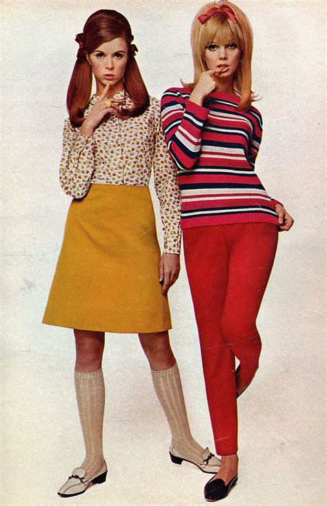 1960s style 1960s a decade of colour byron s muse
