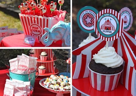 carnival theme party 50th birthday party ideas a vintage carnival style birthday party anders ruff
