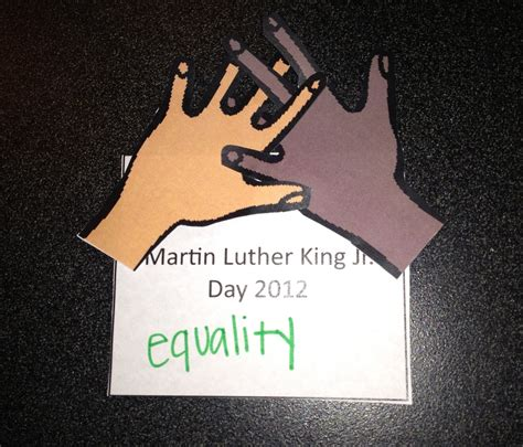 martin luther king jr crafts for crafts for mlk day