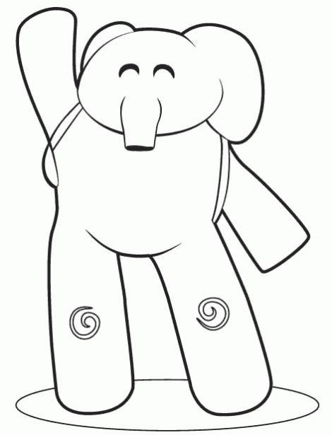 dibujos para colorear pocoyo pocoyo p 225 ginas para colorear best coloring pages for kids