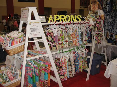 great craft show display ideas
