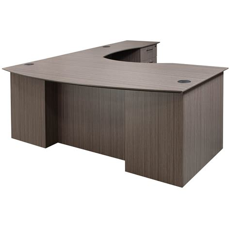 curved l shaped desk catalina laminate curved right return l shape desk drift