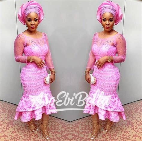 latest lace new asoebi bella fortizo entertainment fortizo weddings presents