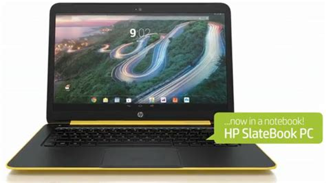 Hp Tv Android leaked hp slatebook 14 an android laptop with 1080p