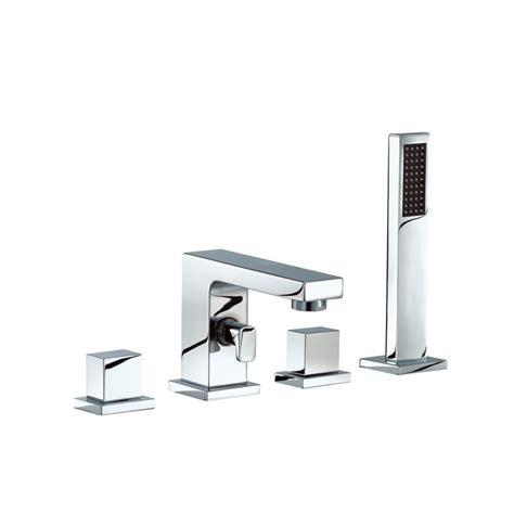 4 bath shower mixer mayfair blox 4 bath shower mixer blx047 baker and soars