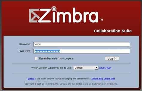 tutorial zimbra server tips zimbra mail server solusi untuk zmamavis zmmta