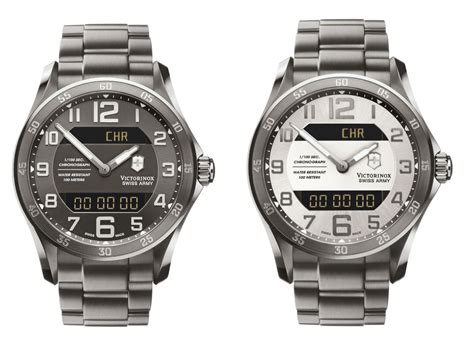 now swiss army also goes after the breitling aerospace