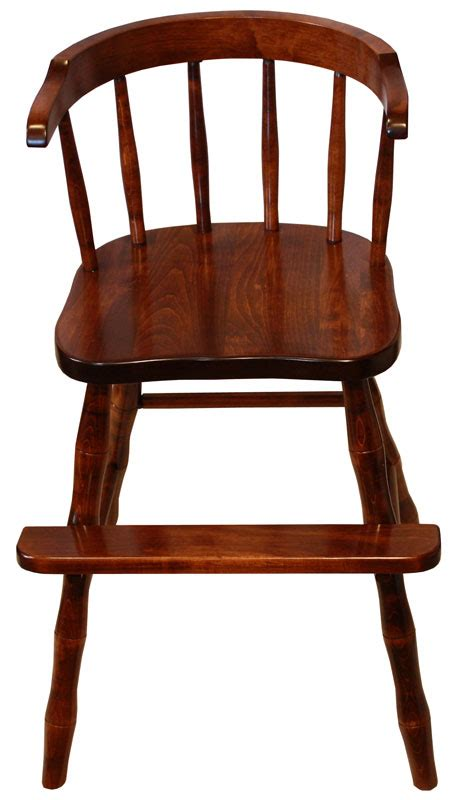 Youth Dining Chair Wrap Around Youth Chair Ohio Hardwood Furniture