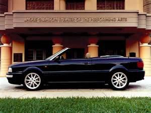 audi cabriolet 2 6 1994 parts specs