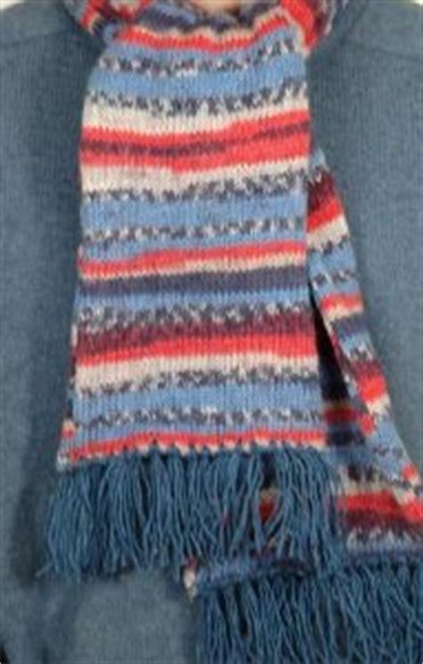 beginner fair isle knitting pattern beginner s fair isle scarf allfreeknitting