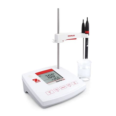phs lab bench ohaus starter 2100 ph bench ph meter st2100 e