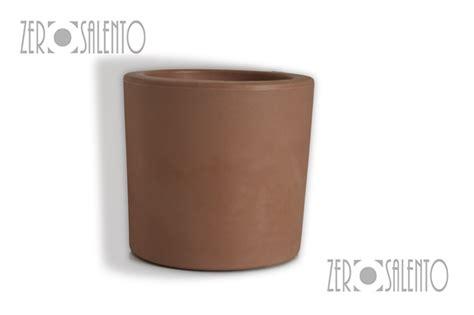 vasi telcom vasi e fioriere telcom in resina cilindro liscio colore