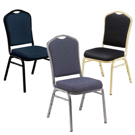 padded banquet stack chair  national public seating options chairs worthington direct