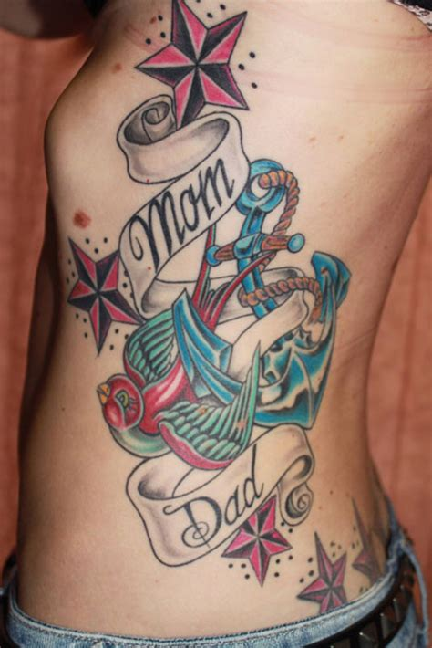 mom and dad tattoos designs 100 s of and design ideas pictures gallery