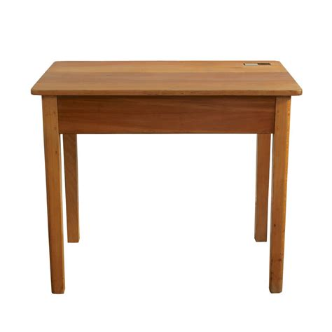 Roy Vintage School Desk By Ruby Rhino Notonthehighstreet Com The Desk