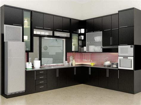 kitchen set ideas kitchen cabinet models to fit your dream minimalist