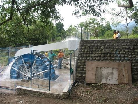micro hydroelectric power micro hydro plant in talisay turned on negros forests