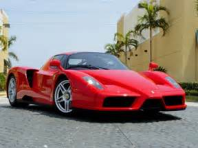 Enzo Ferrarie Enzo Car Review Specification Images