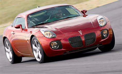 2009 Pontiac Solstice Coupe by Future Classics Pontiac Solstice Gxp Coupe Downshift Autos