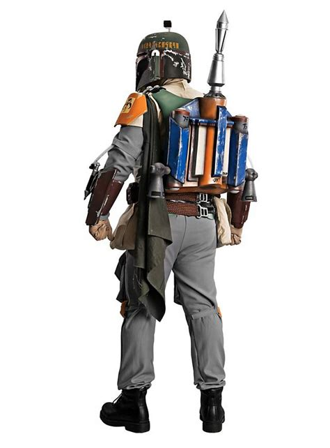 wars supreme costumes wars boba fett supreme costume