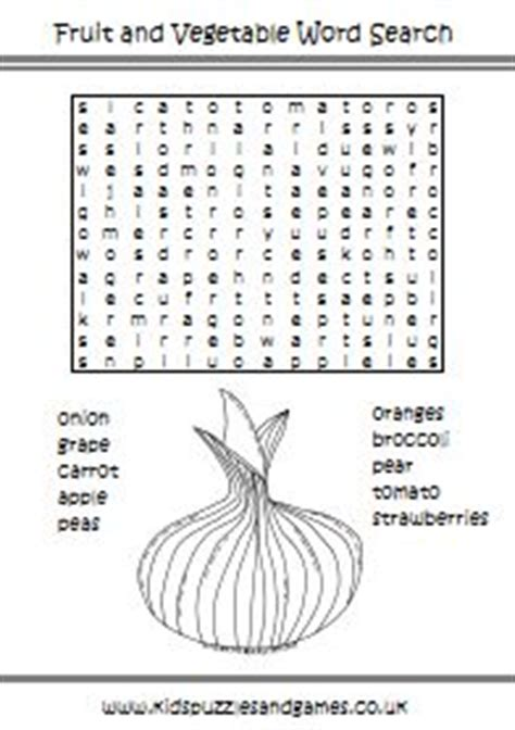 printable vegetable word search 1000 images about fruit and vegetables at cooper on