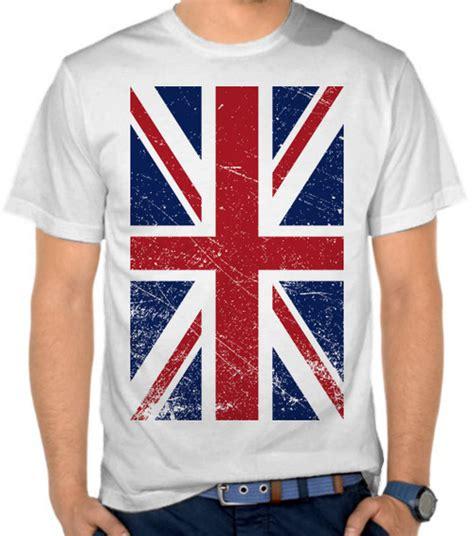 Kaos T Shirt Dota 13 jual kaos bendera inggris union bendera
