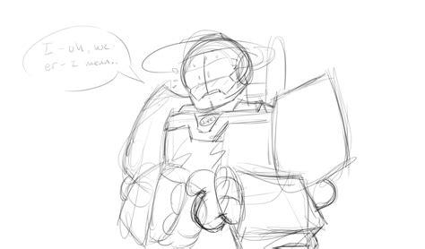 doodle bot drawing rescue bots season 4 doodle by zoiczeph on deviantart