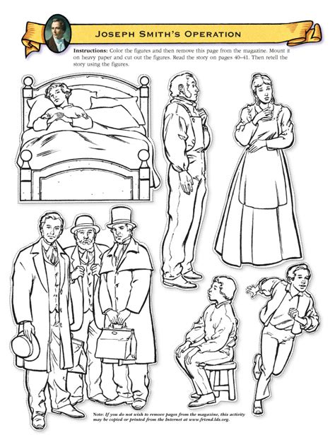 lds coloring pages joseph smith lds coloring pages joseph smith murderthestout