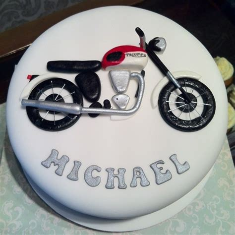 motorbike template for cake triumph motorbike cake fitness motorbike