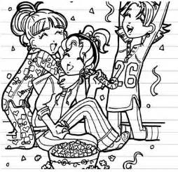 dork diaries coloring pages user nikkimaxwell321 dorks rule the dork diaries