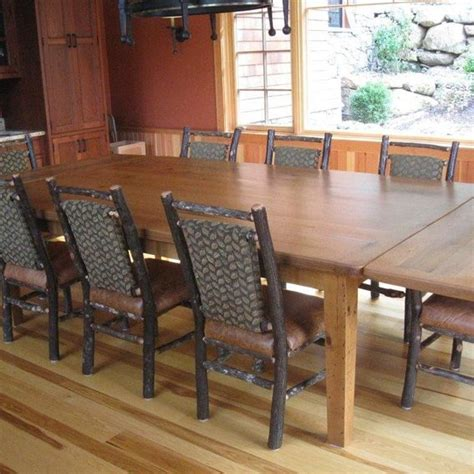 custom made dining room tables